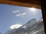 Stunning views at the Vanoise Alps